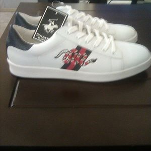 Polo low top shoes
